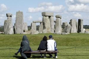"""Dues pedres de Stonehenge eren allà """"molt abans que els humans"""""""