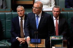 El primer ministro de Australia, Scott Morrison, pidió hoy perdón en nombre de la nación a las miles de víctimas de actos de pederastia.