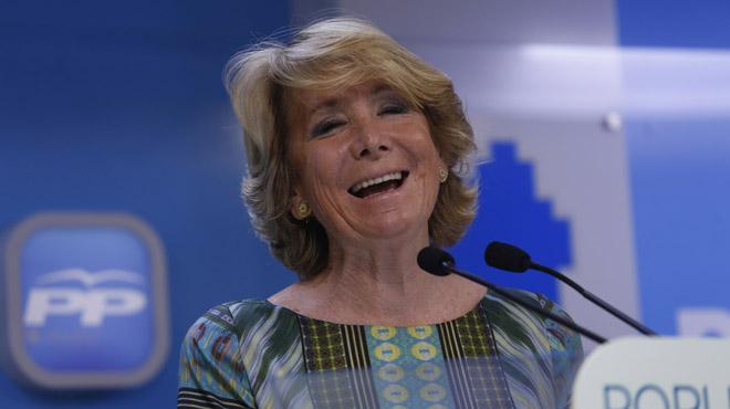 Propone un pacto entre PP, PSOE y Ciudadanos para evitar el ascenso de Ahora Madrid.