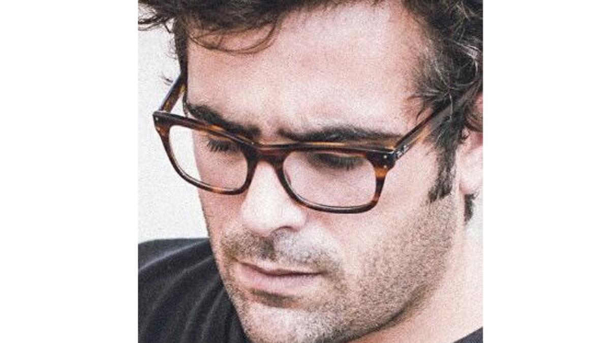 Albert Arias, en su foto de perfil de Twitter.