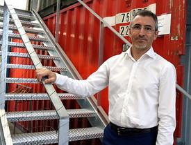 Antonio Herrera, director general de TechClass Academy en su sede en Sabadell.