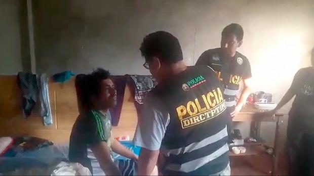 Vídeo | Así capturaron al gurú de la secta que captó a Patricia Aguilar