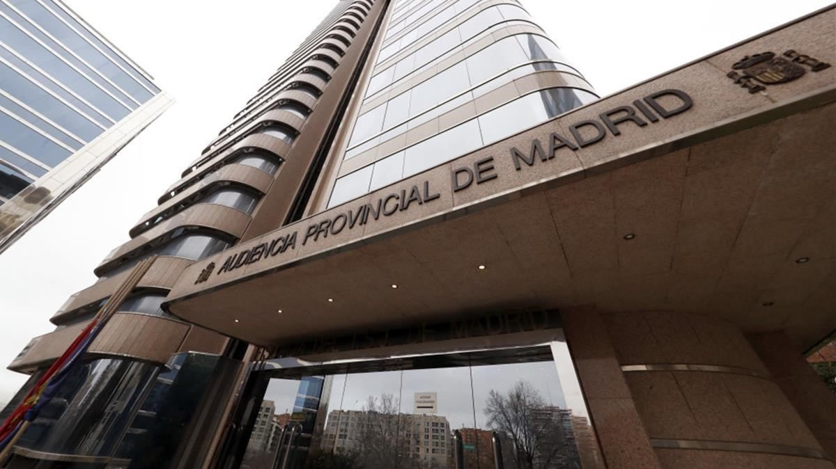 La Audiencia Provincial de Madrid