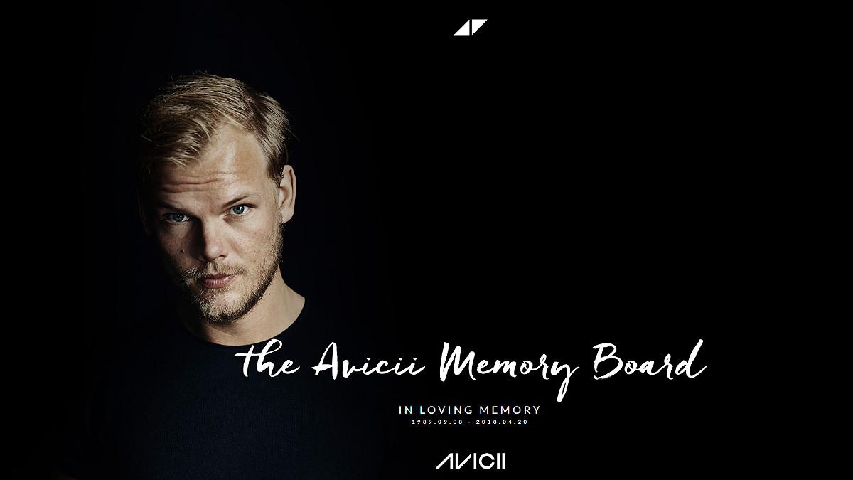 Los Fans Convierten La Web De Avicii En Un Emotivo Memorial