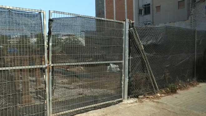 Un quart detingut per la violació múltiple en un descampat de Barcelona