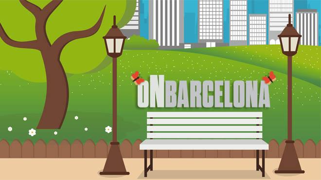 On Barcelona - Lugares donde leer al aire libre (castellano)