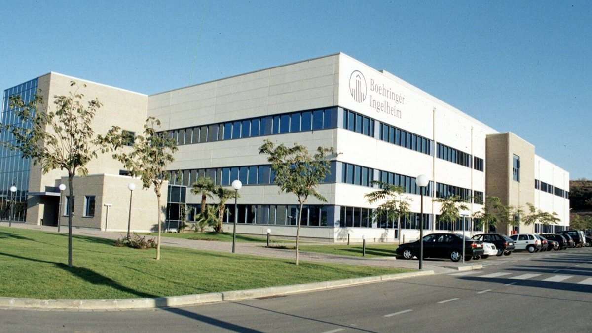 Sede central deBoehringer Ingelheim en España, ubicada en Sant Cugat del Vallès.