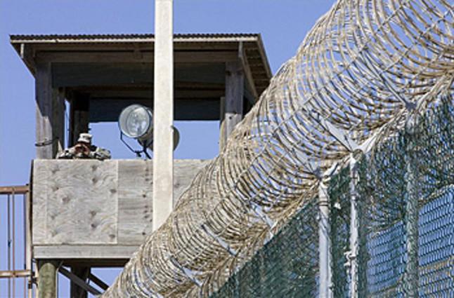 Campo Delta, en Guantanamo
