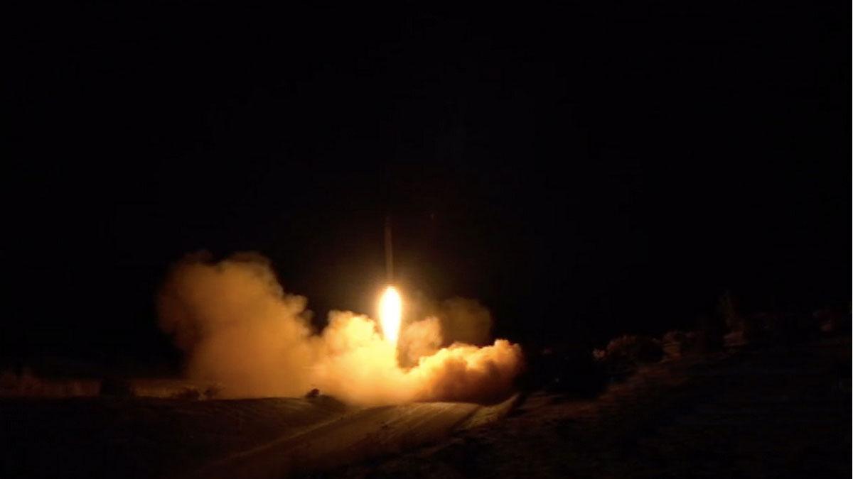 Resultado de imagen para iran ataca base en irak