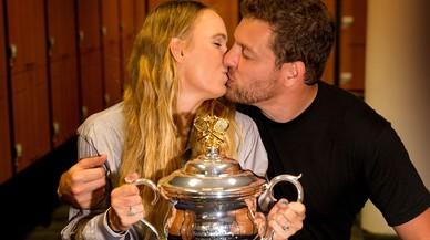 Caroline Wozniacki, la dulce campeona de Melbourne