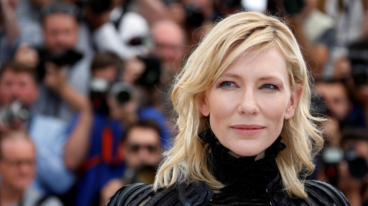 Cate Blanchett El Señor de los Anillos