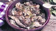Rica cocina de secano