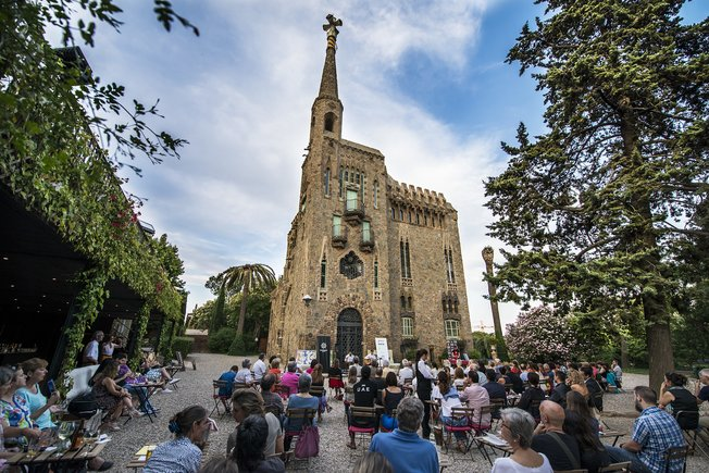Eat Gaudí, un nou 'food market' a Barcelona