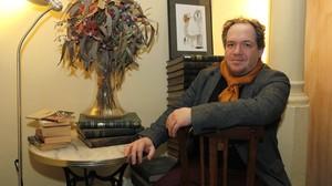 El escritor francés Mathias Enard.