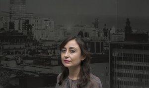 La escritora Elvira Navarro.