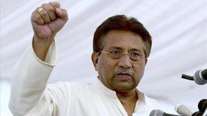 El exdictador paquistaní Pervez Musharraf, en una imagen de archivo.