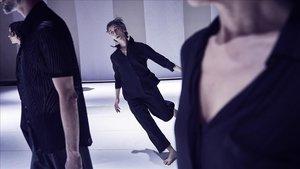 'On Goldberg Variations / Variations': traços invisibles, traços latents