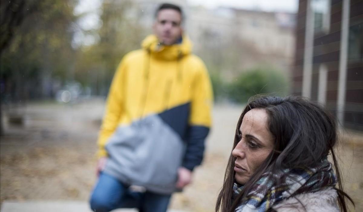 Verónica y Óscar, dos testimonio del Projecte Home.