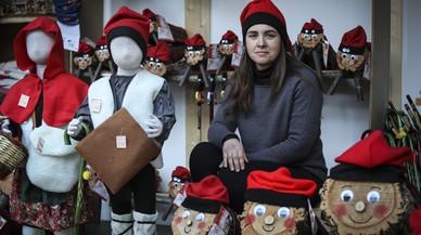 Anna Rodon: «Cuando miro un 'tió', veo la cara de su niño»