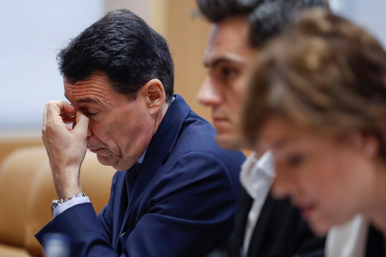 El expresidente de la Comunidad de Madrid Ignacio González.