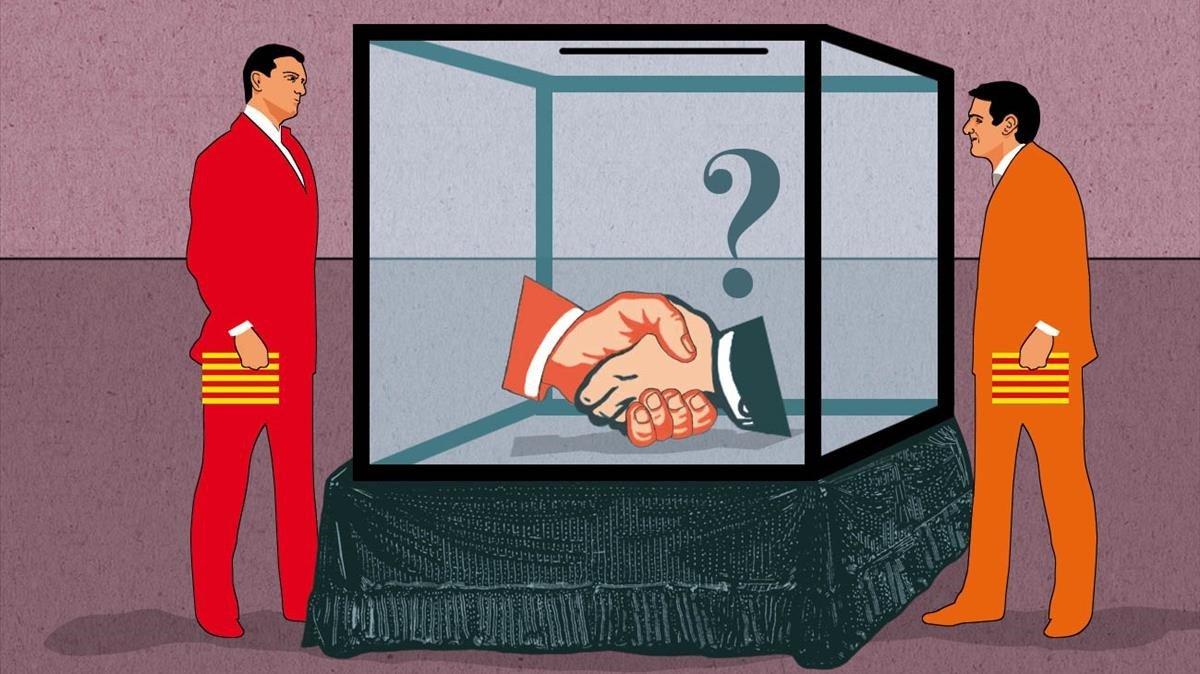 Albert Rivera es el gran enigma