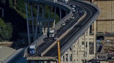 Cruce de reproches entre el Gobierno italiano, Atlantia y la UE por el puente