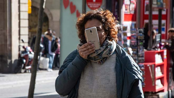 El INE empieza el estudio para conocer la movilidad de los españoles a través del rastreo de sus móviles.