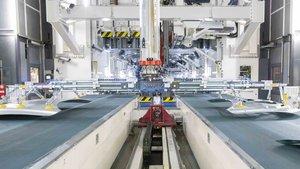Seat ha invertido57 millones de euros en su planta dela Zona Franca.