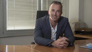 Jan Van Schaik, empresario y consultor holandés residente en Barcelona.