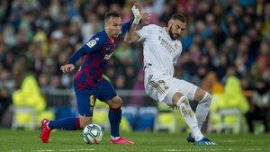 Arthur: «L'única opció que m'interessa és seguir al Barça»