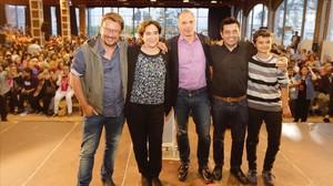 """Varufakis demana a Barcelona que Espanya """"salvi Europa"""" el 26-J"""