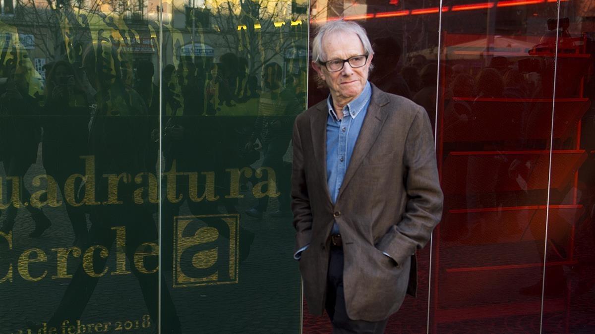Ken Loach, este martes en la Filmoteca de Catalunya