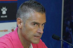 Lluís Carreras, nuevo técnico del Zaragoza.
