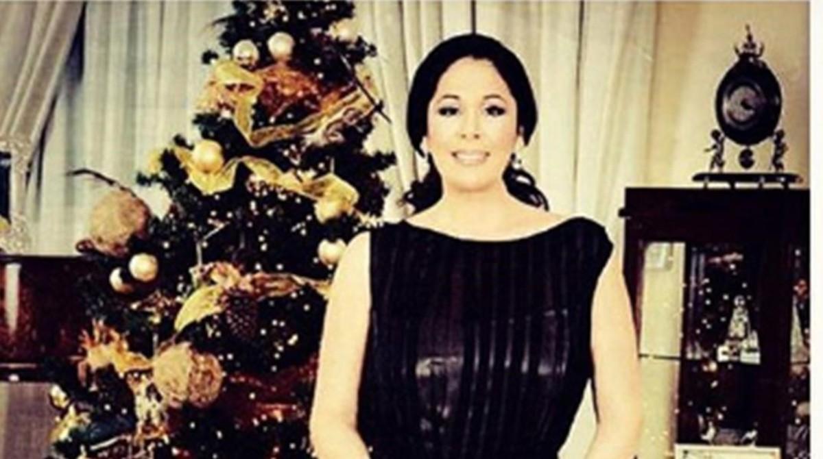 La felicitación navideña de Isabel Pantoja.