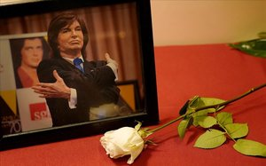 Les cendres de Camilo Sesto esperen destí