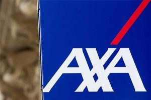 Logotipo de la aseguradora Axa.