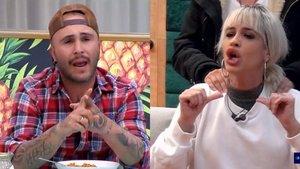 Kiko Rivera saca su cara más violenta rompiendo un plato por una bronca con Ylenia