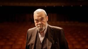Mor l'actor Carles Canut als 74 anys
