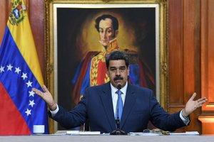 Todo esto supone, en opinión del gobernante venezolano, una guerra de venganza del imperio gringo contra Venezuela.