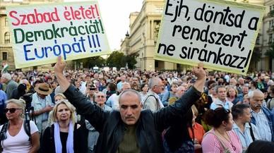 Hungría desafía a la UE con un referéndum contra los refugiados