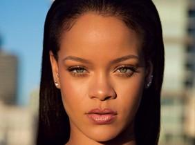Rihanna lanza su marca internacional de maquillaje.