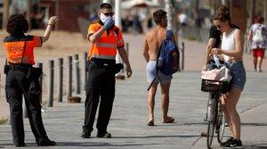 Protecció Civil avisa d'un episodi de calor a partir de dilluns