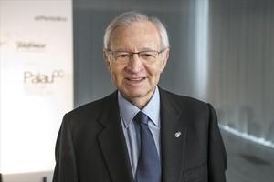 Miquel Valls, presidente de la Cámara de Comercio de Barcelona desde el 2002.