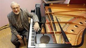 El músico Carles Guinovart, en una imagen del 2011
