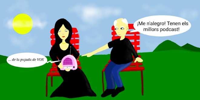 L'humor gràfic de Juan Carlos Ortega del 10 d'Octubre del 2018