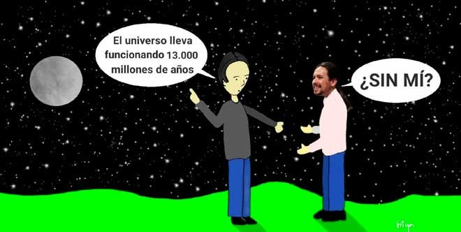 El humor gráfico de Juan Carlos Ortega del 24 de Octubre del 2018