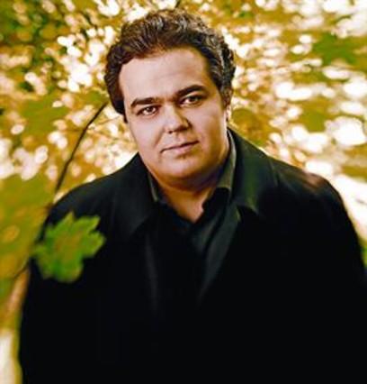 El pianista ruso Arcadi Volodos.