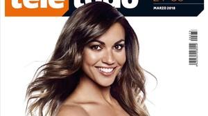 Portada del 'Teletodo' protagonizada por Lara Álvarez, presentadora de 'Supervivientes' (Tele 5).