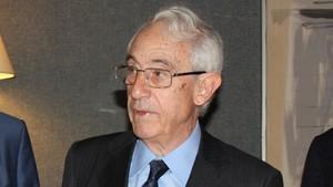 El presidente del patronato de la Fundació Gala-Salvador Dalí, Jordi Mercader.