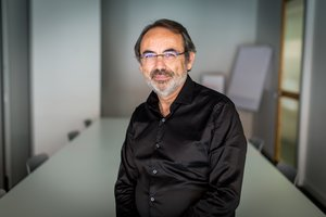 Quino Fernández, consejero delegado de la aceleradora de startup Conector. Fuente: Conector